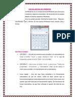 CALCULADORA DE WINDOWS.docx