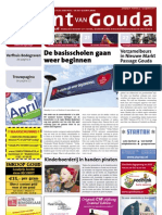 De Krant van Gouda, 13 augustus 2010