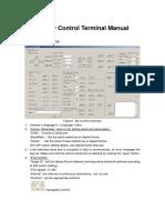 SD Control Terminal Manual V1.00.1_En