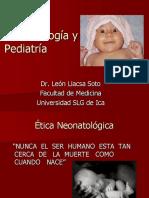 Etica en Neonato y Pediatría