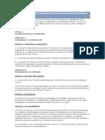 Reglamento de La Comisión Interamericana de Derechos Humanos