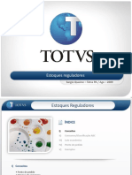 EST-Protheus - Estoques Reguladores