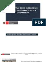 Perspectivas de Las APP en Sector Saneamiento 27.03.2017