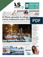 Mijas Semanal nº 752 Del 1 al 7 de septiembre de 2017