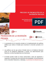 S1 Proceso Promocion de La Inversion Privada