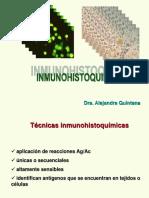 Inmunohistoquimica Introduccion 2016