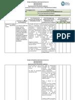 Planeacion Semestral de Tutorias 2016-1
