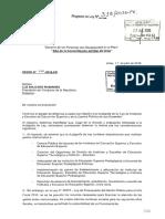 Institutos y Escuelas de Educacion Superior y de La Carrera Publica de Sus Docentes - LEY