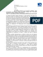 Ejemplo Reporte Lectura Crimen Pasional