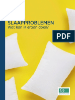 2016 Brochure PAAZ Slaapproblemen 16p A5 LoRes