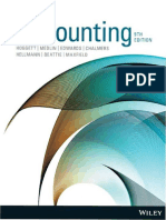 Accounting Australian 9th Edition 2015 by Hoggett et al