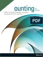 Accounting Australian 9th Edition 2015 by Hoggett et al