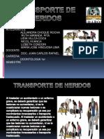 TRANSPORTE DE HERIDOS diapositivas.pptx
