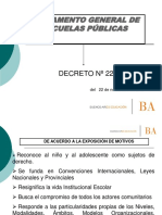 Power Point Reglamento Decreto 2299
