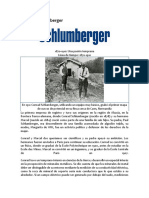 Historia Schlumberger