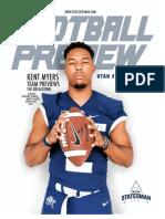 Utah Statesman Football preview