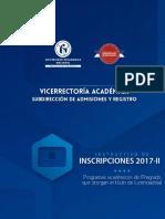 Instructivo Inscripciones Pregrado 2017 2(7)