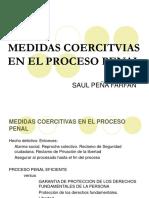 Medidas Coercitivas en El CPP[1]
