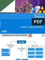 Clase 20 Ondas IV Optica Geometrica