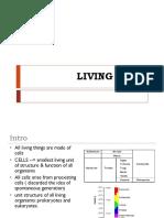Slide Living Cell