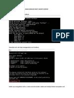 Membuat Hak Akses User Biasa Menjadi Root Ubuntu Server