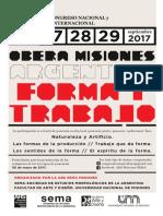 Afiche Sema Promocion