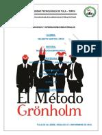 """Ensayo Pelicula """"El Metodo"""""""