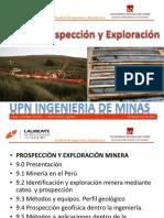 Prospeccion y Exploracion Geologica