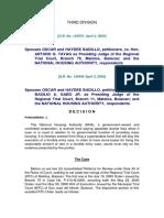 15. Badillo v. Tayag, GR 143976, 3 April 2003, Third Division, Panganiban [J]