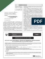 (26) RESOLUCION MINISTERIAL N° 226-2017-PCM - Autorizan viaje de funcionarios a Francia en comisión de servicios