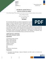 Informe de Laboratorio Carnicos_Cerdo_Pollo