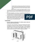 Lab 2 de Máquinas Eléctricas (Cuestionario)