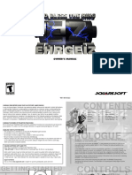 Ehrgeiz - Manual - PSX