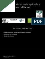 MEDICINA VETERINARIA APLICADA A COCODRILIANOS.pptx