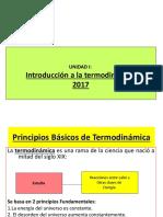 Introduccion a La Termodinámica 2017-2-2