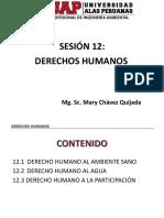 Sesion 12 - Derechos Humanos