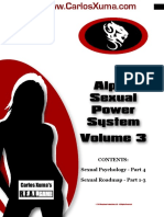 Alpha Sexual Power Vol 3