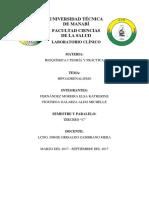 Proyecto Bioquímica Hipoadrenalismo