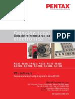 Guia Rapida Pentax Ptl Software