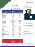 comparación de 2 impresoras termicas