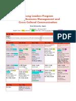 Keio Schedule 2017 - INTERNAL.pdf
