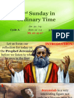 Bishops Homily - 22nd Sunday in Ordinary Time