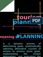 πλαιν tourism planning