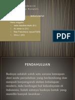 Presentasi Bahasa Indonesia Ttg Budaya