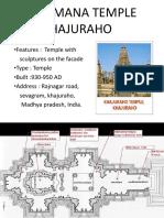 Lakshmana Temple 1