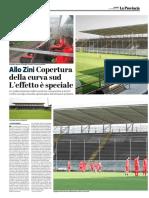 La Provincia Di Cremona 01-09-2017 - Allo Zini - Pag.1