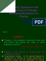 Organizational Change (31!07!16)