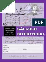 CÁLCULO DIFERENCIAL Tecnologico Iztapalapa (1a Ed - 2017)