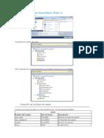 Sistema de Almacén Visual Basic