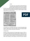 1 - History 167 --- The Stock Market Crash of 1929